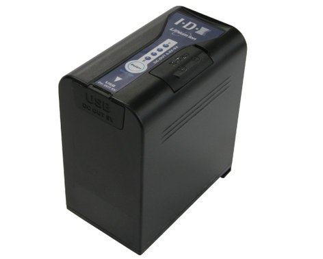 IDX Technology SL-VBD96  7.2V 9600mAh Li-Ion Battery for Panasonic Camcorders SL-VBD96