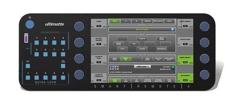 Blackmagic Design ULTMSMTREM4  Ultimatte Smart Remote 4  ULTMSMTREM4
