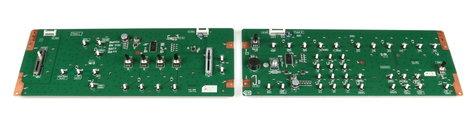 Korg 200091232888  Side Panel PCB Assembly for M5061 200091232888