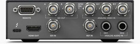 Blackmagic Design BDLKULSDMINHD  UltraStudio HD Mini with TBolt 3 Capture & Playback Solution  BDLKULSDMINHD