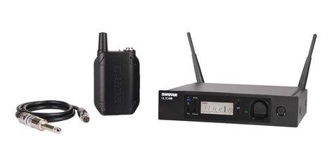 Shure GLXD14R Guitar Wireless System GLXD14R