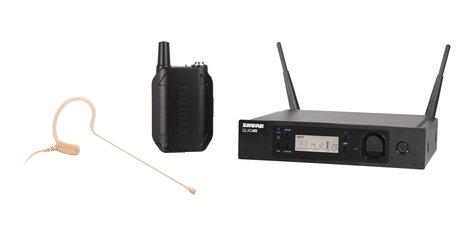 Shure GLXD14R/MX53  Headworn Wireless System GLXD14R/MX53