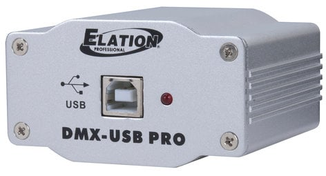 Elation DMX-USB-PRO DMX-USB PRO DMX-USB-PRO