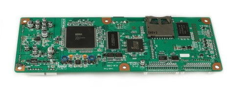 Korg 510C90793188 Main PCB Assembly for KLM3188, KROSS61, and KROSS88 510C90793188