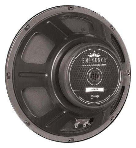 """Eminence Speaker BETA-12A-2 12"""" Woofer for PA Applications BETA-12A-2"""