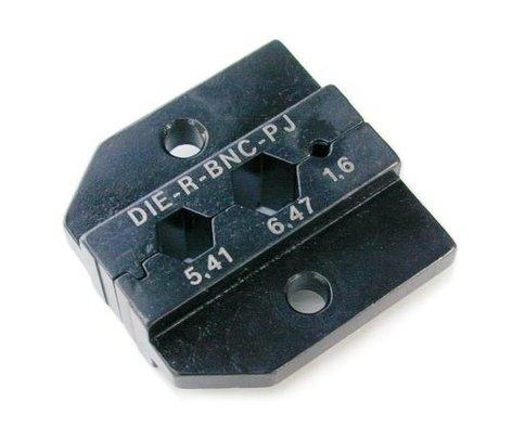 Neutrik DIE-R-BNC-PJ  HX-R-BNC Crimp Tool Die DIE-R-BNC-PJ