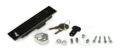 Middle Atlantic Products SFD-LOCKPB-BD Door Lock with Keys for VFD-45A SFD-LOCKPB-BD