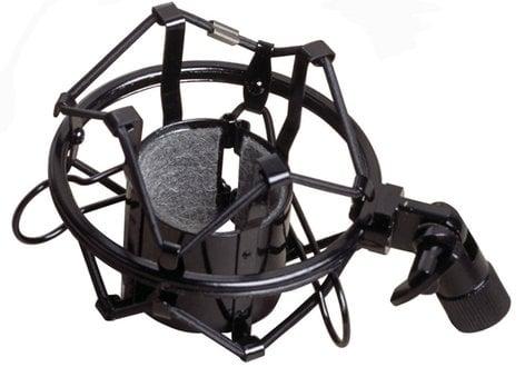 Yorkville IMC-3  Studio Style Shock Mount (Cradle) Microphone Clip, Black IMC-3
