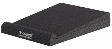 On-Stage Stands ASP3011  Foam Speaker Platform, Medium ASP3011