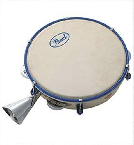 Pearl Drums PDZ-510 Pandanza Pandeiro with Agogo Bell PDZ-510