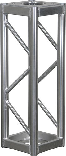 Show Solutions Inc EP-1203 3ft 12 x 12 Square Truss with Bolts EP-1203