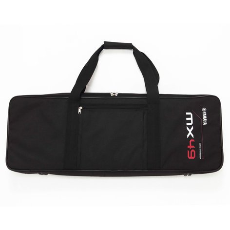 Yamaha MX49 Bag Black Keyboard Gig Bag with Shoulder Strap MX49-BAG-BLK