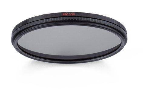Manfrotto MFPROCPL-62 62mm Professional Circular Polarising Filter MFPROCPL-62