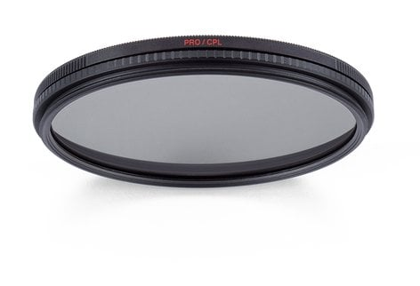 Manfrotto MFPROCPL-82 82mm Professional Circular Polarising Filter MFPROCPL-82