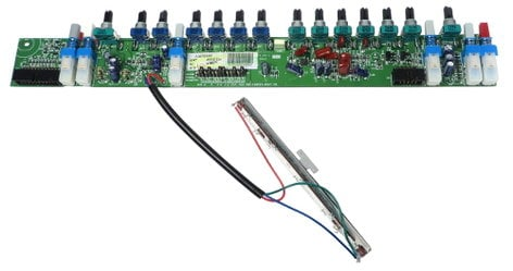 Allen & Heath 003-167JIT Mono AG5390 PCB for MixWizard WZ4 16:2 and WZ3 16:2 003-167JIT
