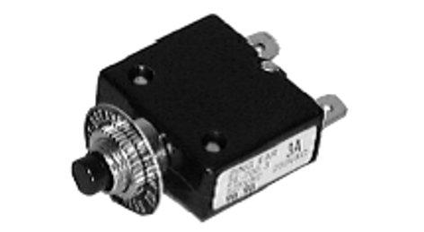 Philmore B7015  15A Push Button Thermal Circuit Breaker B7015