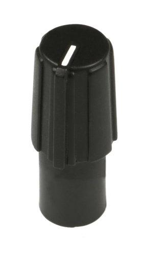 Behringer W52-60500-01912 Black Knob for MDX1400, MDX2200, MDX4400 W52-60500-01912