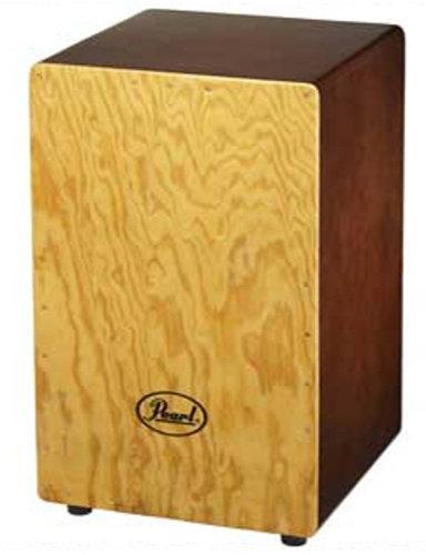 Pearl Drums PBC507 Primero Box Cajon in Gypsy Brown Matte Lacquer Finish PBC507