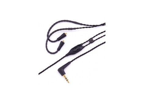"Westone 78561 [RESTOCK ITEM] 64"" Replacement Cable for ES/UMPro Series, Black 78561-RST-01"