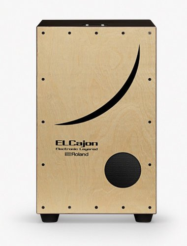 Roland EC-10 jon Electronic Layered Cajon EC-10