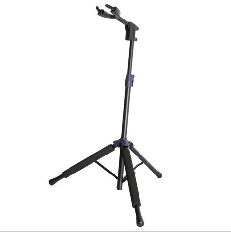 on stage gs8200 hang it progrip ii guitar stand full compass systems. Black Bedroom Furniture Sets. Home Design Ideas