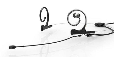 DPA Microphones FID88F00-IE1-B In-Ear Broadcast Headset Microphone FID88F00-IE1-B