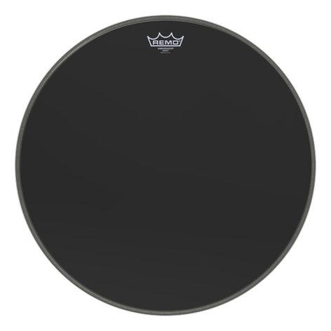"""Remo ES-1024-00  24"""" Ebony Bass Drum Head ES-1024-00"""
