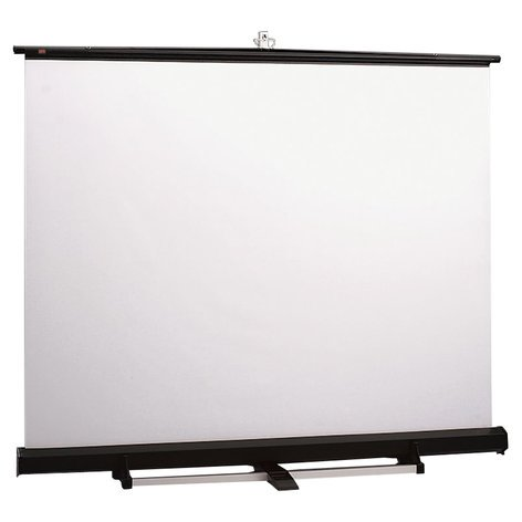 "Draper Shade and Screen 211003  84""x108"" Portable Projection Screen 211003"