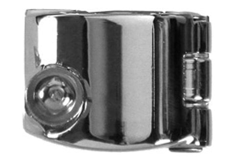 DW DWSMTM12CR2  Angled Memory Lock for TB12/L-Arm in Chrome  DWSMTM12CR2