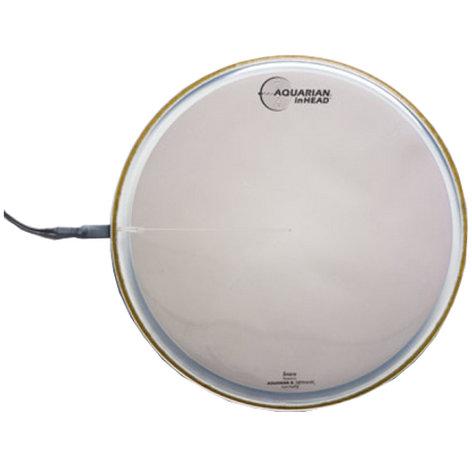 "Aquarian INH14 14"" inHEAD Electro-Acoustic Hybrid Drum Trigger INH14"
