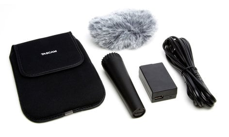Tascam AK-DR11G MKII Handheld DR-Series Recording Accessory Package AKDR11-GMK2