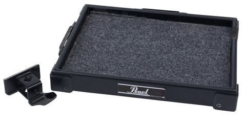 "Pearl Drums PTT8511  Tech Tray with Two Postion Q.R.Clamp, 8.5"" x 11"" PTT8511"