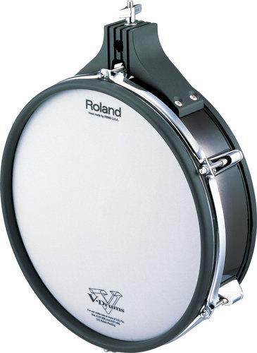 """Roland PD125BK Mesh-V Pad, 12"""" (Black) PD125BK"""