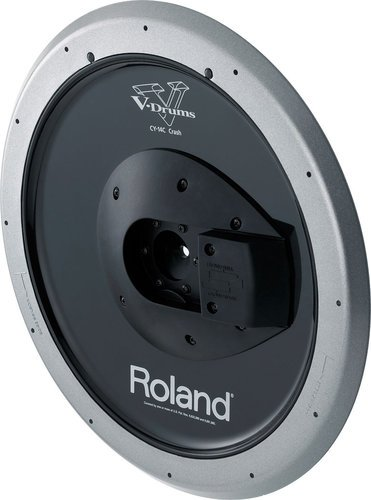 Roland CY14C-MG Metallic Gray V-Cymbal Crash CY14C-MG