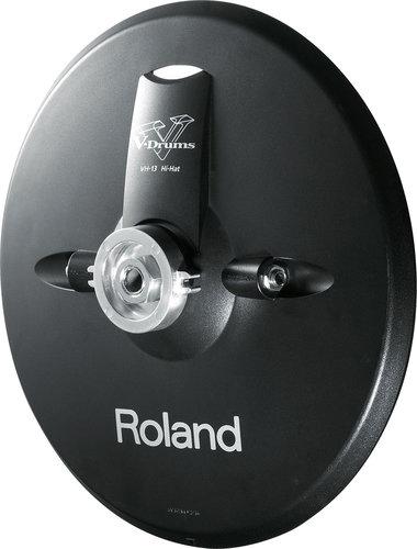 Roland VH13MG Metallic Gray V-Hi Hat Cymbal Pad VH13MG