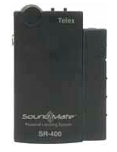 Telex SR400-71913-000 [RESTOCK ITEM] 16 Channel Personal Receiver SR400-71913-0-RST-01