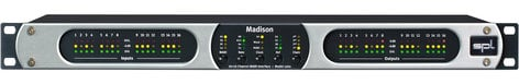 SPL Sound Performance Lab Madison 16+16 Channel MADI Interface  MADISON