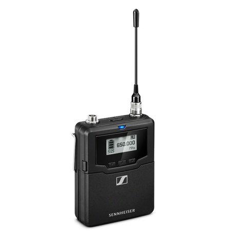 Sennheiser SK 6000 Bodypack Transmitter, Black SK6000-BK