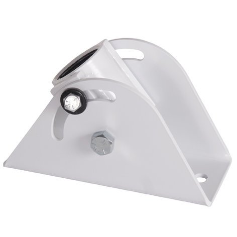 Chief Manufacturing CMA395W Angled Ceiling Plate, White CMA395-W