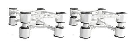 "IsoAcoustics Aperta 200 Acoustic Isolation Speaker Stand Pair, 10"" x 7.8"" ISO-APERTA-200"
