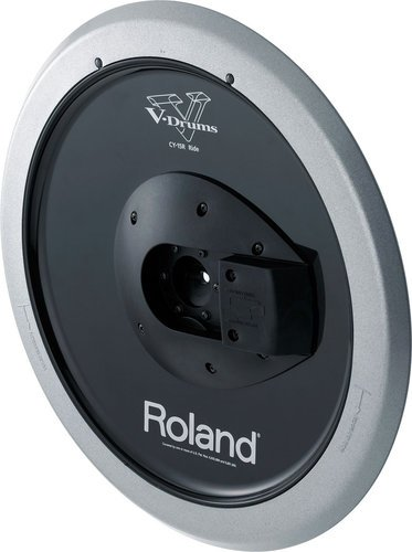 "Roland CY15R-MG 15"" Metallic Gray Ride V-Cymbal CY15R-MG"