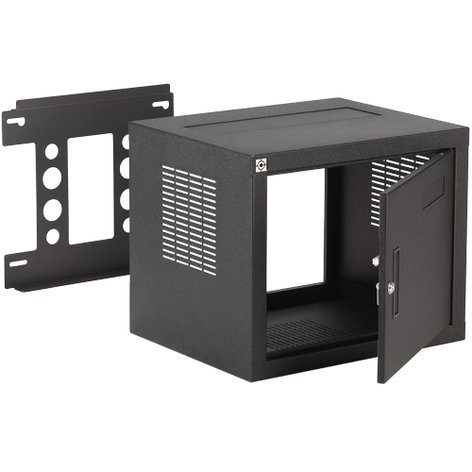 """Chief Manufacturing NW2F818 8RU, 18"""" D Fixed Wall Rack NW2F818"""