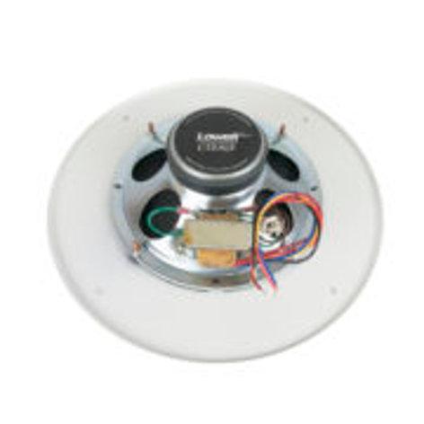 "Lowell C1830-870 8"" Speaker Assembly (20 Watts) C1830-870"