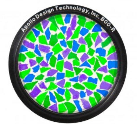 Apollo Design Technology DI-CRUSH1-CSLAW Cool Slaw Dichroic Color Filter DI-CRUSH1-CSLAW