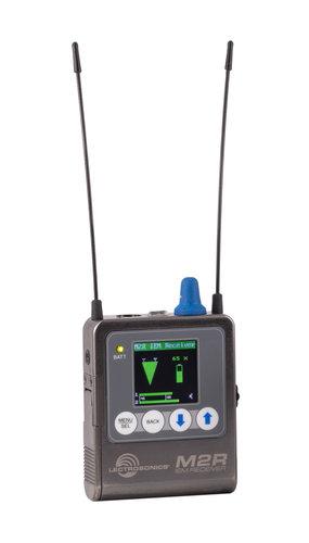 Lectrosonics M2R Wireless IEM/IFB Receiver Beltpack M2R-LECTROSONICS