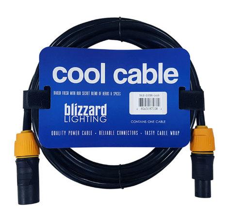 Blizzard Lighting TRUE-INTER-1406  6ft True1 to True 1 Power Cable TRUE-INTER-1406