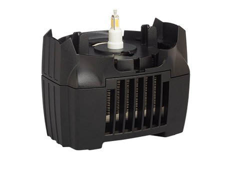 ETC/Elec Theatre Controls S4WRDFB-A-1 Source 4WRD LED Light Engine with Barrell in White with Edison Connector S4WRDFB-A-1