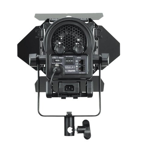Litepanels Sola 4+ Daylight LED Fresnel 906-4024