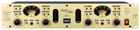 SPL Sound Performance Lab Gold Mike Mk2 AD with Digital Output GOLD-MIKE-MARK-2-AD