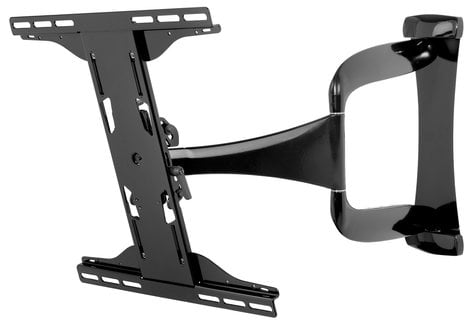"Peerless SUA747PU DesignerSeries Universal Ultra Slim Articulating Wall Mount for 32"" to 50"" Ultra-Thin Displays SUA747PU"